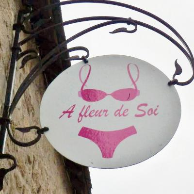 A fleur de soi (lingerie féminine) - Guérande