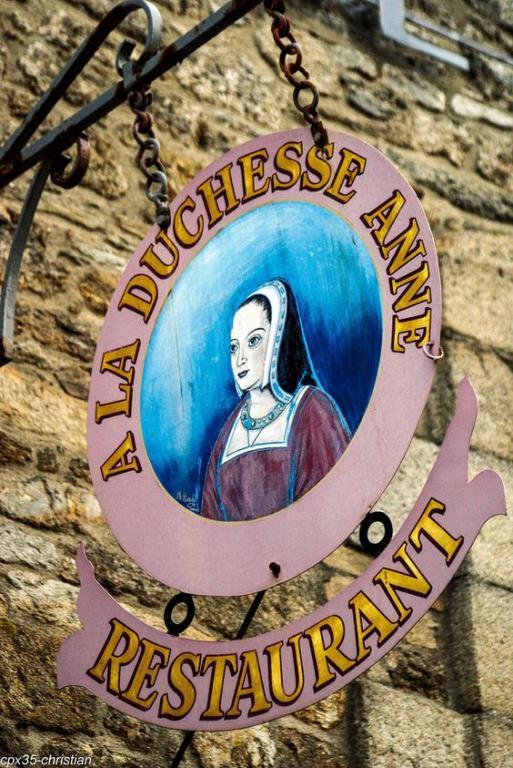 A la duchesse Anne (restaurant) - Saint Malo