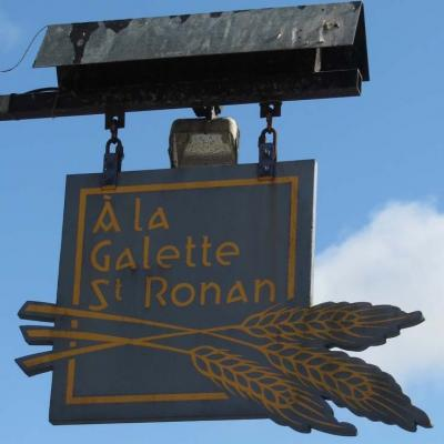 A la galette St Ronan (boulangerie) - Locronan