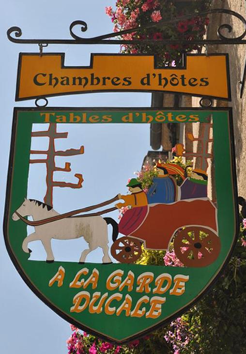 A la garde ducale (chambres d'hôtes) - Moncontour