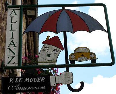 Allianz (assurances Le Mouer) - Pontrieux