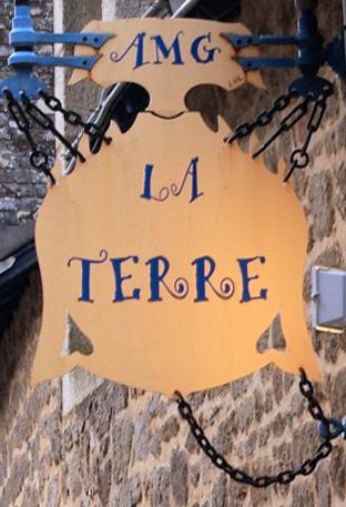 AMG la terre (décoration) - Guérande