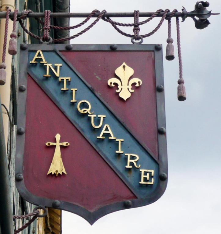 Antiquaire - Vannes