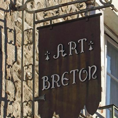 Art breton - Auray