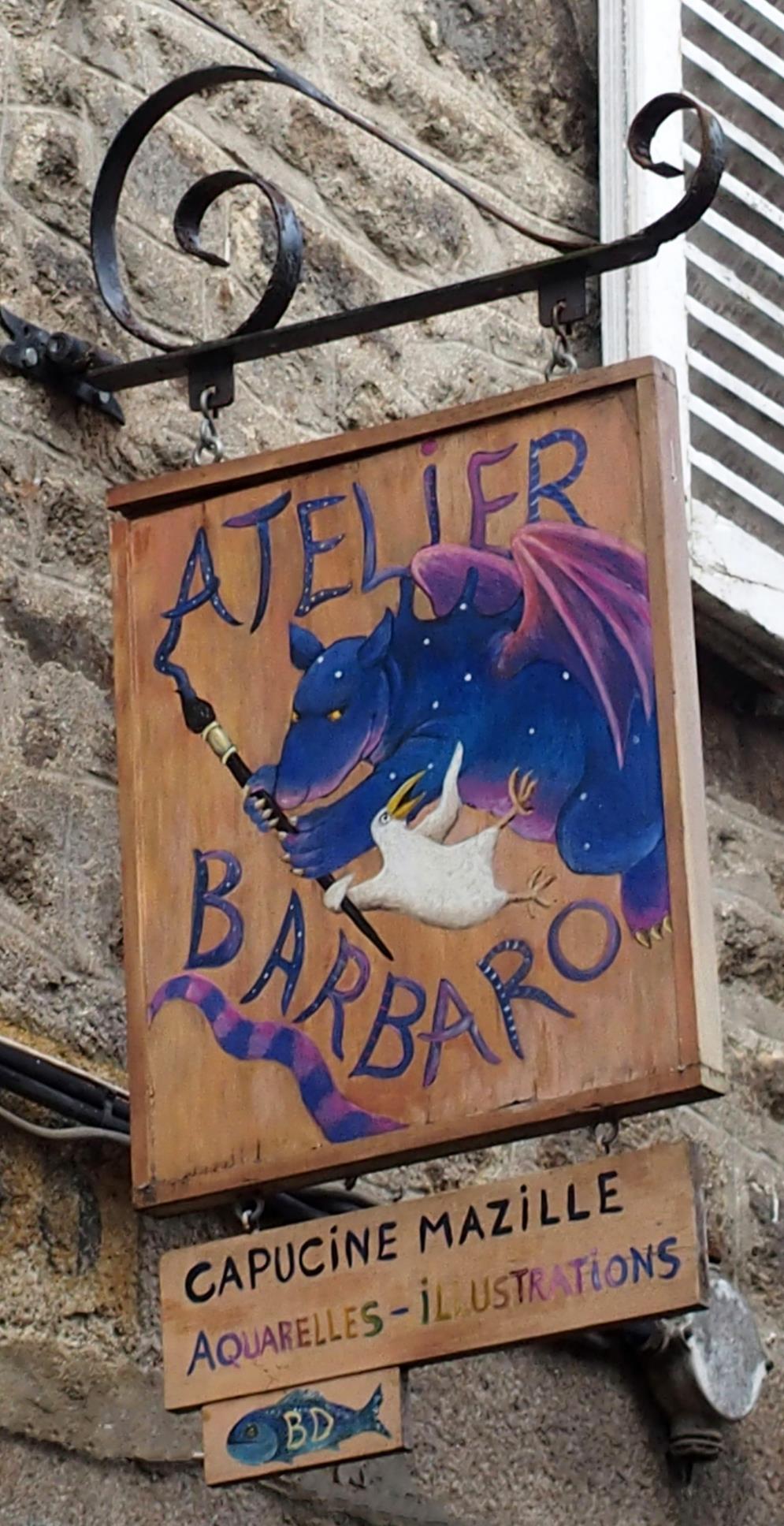 Atelier Barbaro - Dinan