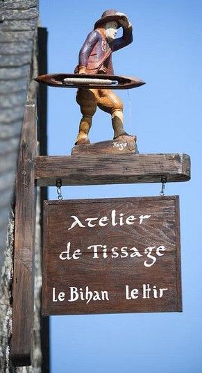 Atelier de Tissage Le Bihan-Le Hir - Locronan