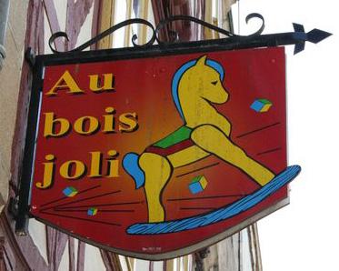 Au bois joli (jmagasin de jouets) - Quimper