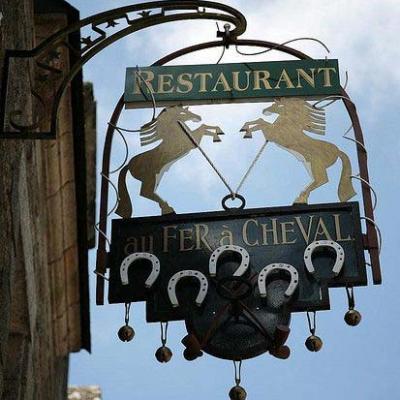 Au fer à cheval ( restaurant) - Locronan