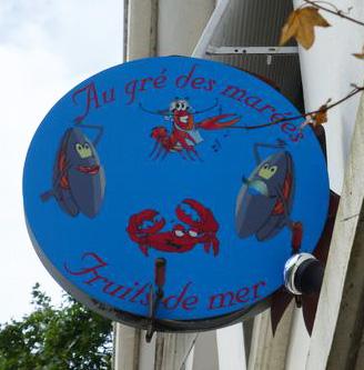 Au gré des marées (fruits de mer) - Dol de Bretagne