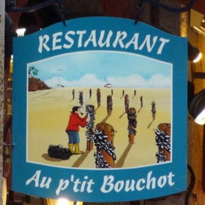 Au p'tit bouchot (restaurant) - Saint Malo