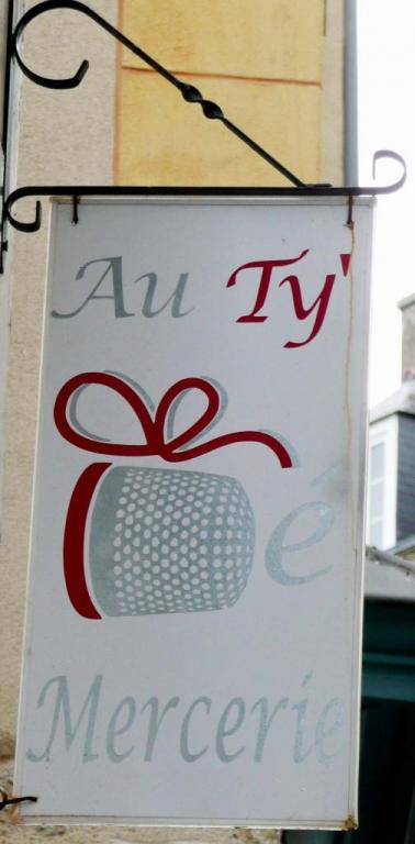 Au Ty' Dé (Mercerie) - Vannes