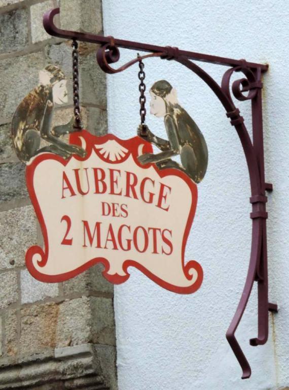 Auberge des 2 magots - La Roche Bernard