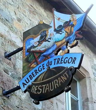 Auberge du Trégor (restaurant) - Tréguier