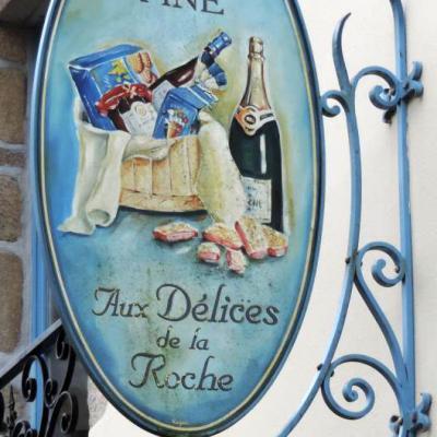 Aux délices de la roche (épicerie fine) - La Roche Bernard