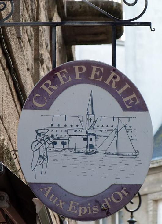 Aux épis d'or (crêperie) - Saint Malo