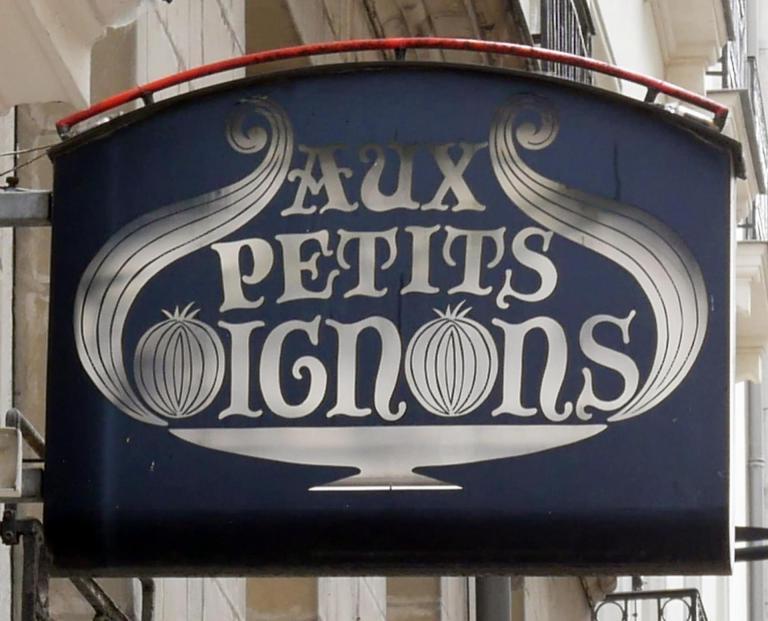 Aux petits oignons (restaurant) - Nantes