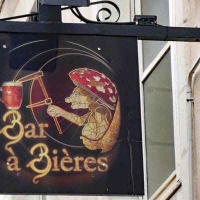 Bar à bières - Nantes