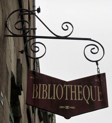 Bibliothèque - Guérande