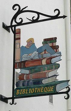 Bibliothèque - La Roche Bernard