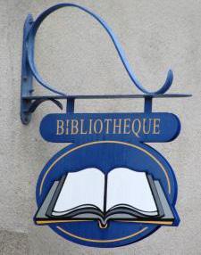 Bibliothèque - Locronan