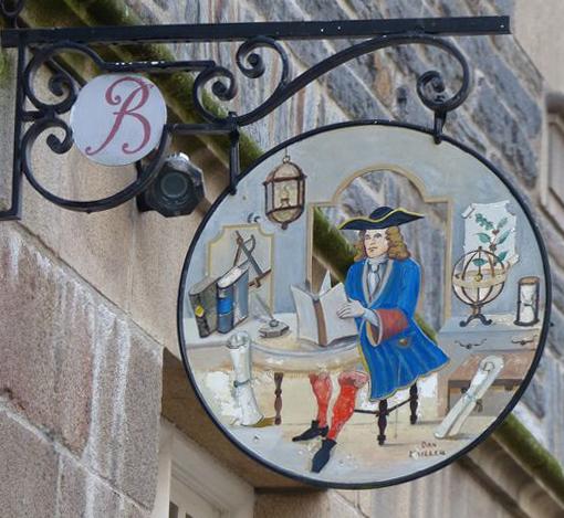 Bibliothèque - Saint Malo