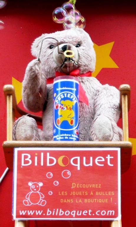Bilboquet (jouets) - Vannes