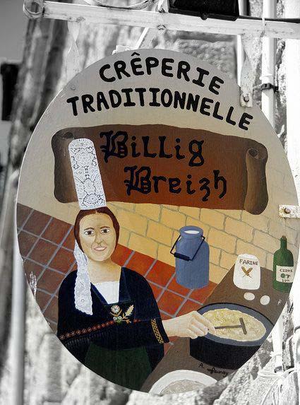 Billig Breizh ( crêperie) - Vannes