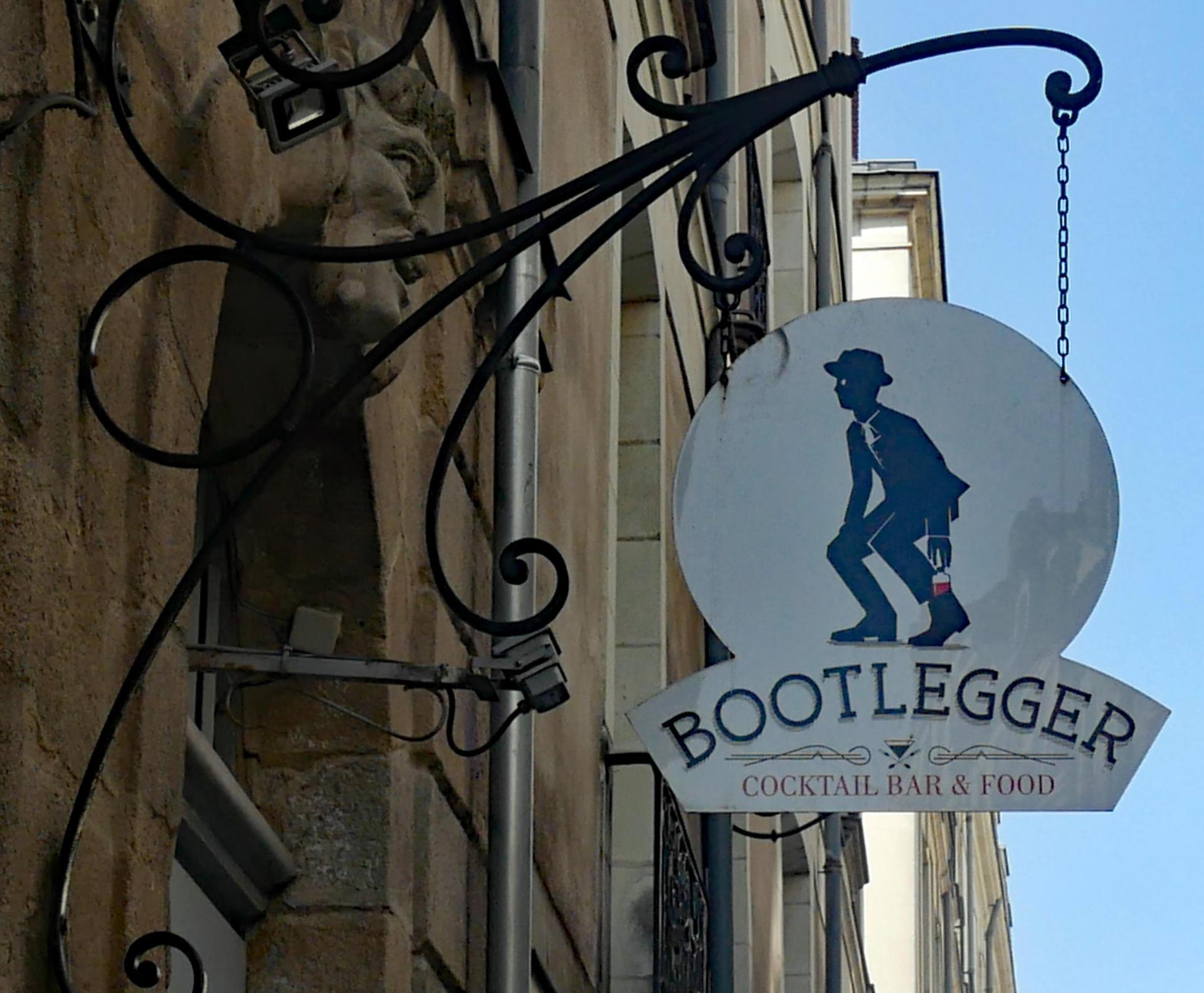 Bootlegger (bar à cocktails) - Nantes