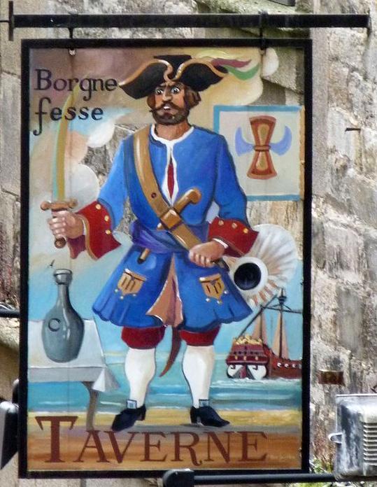 Borgnefesse (restaurant) - Saint Malo