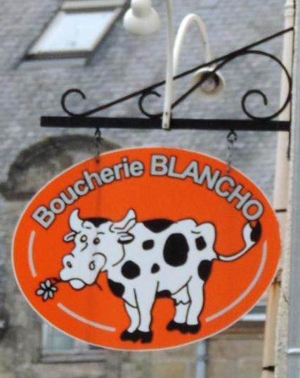 Boucherie Blancho  - La Roche Bernard