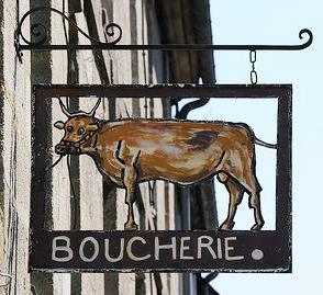 Boucherie - Moncontour