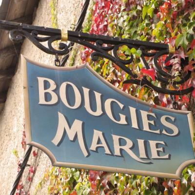 Bougies Marie - Rochefort en Terre