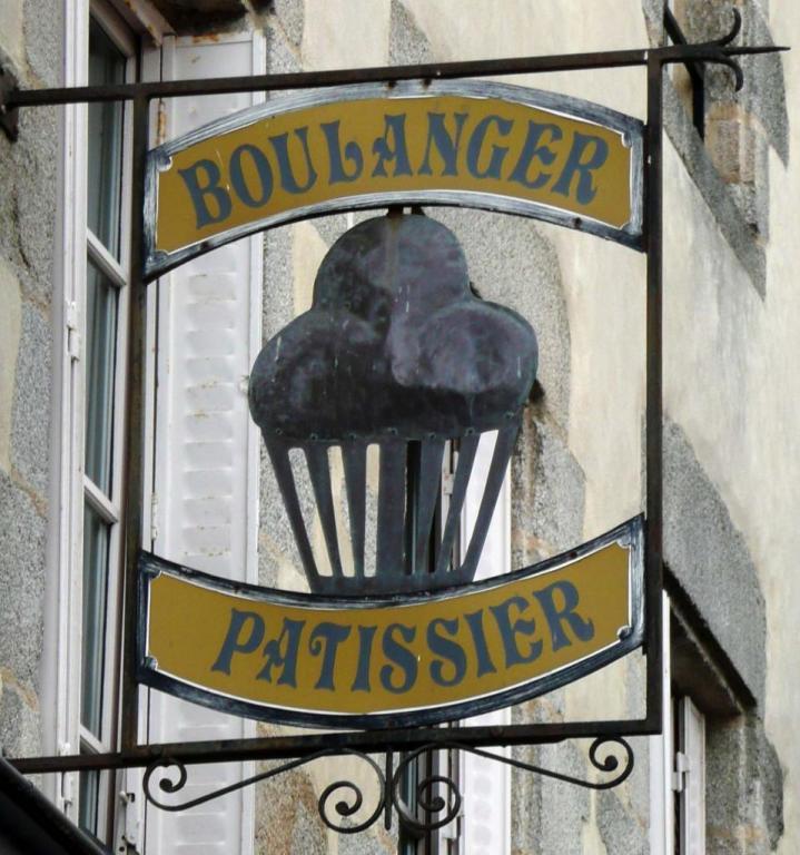 Boulanger Patissier (recto) - Vannes