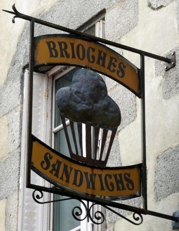 Boulanger Pâtissier (verso) - Vannes