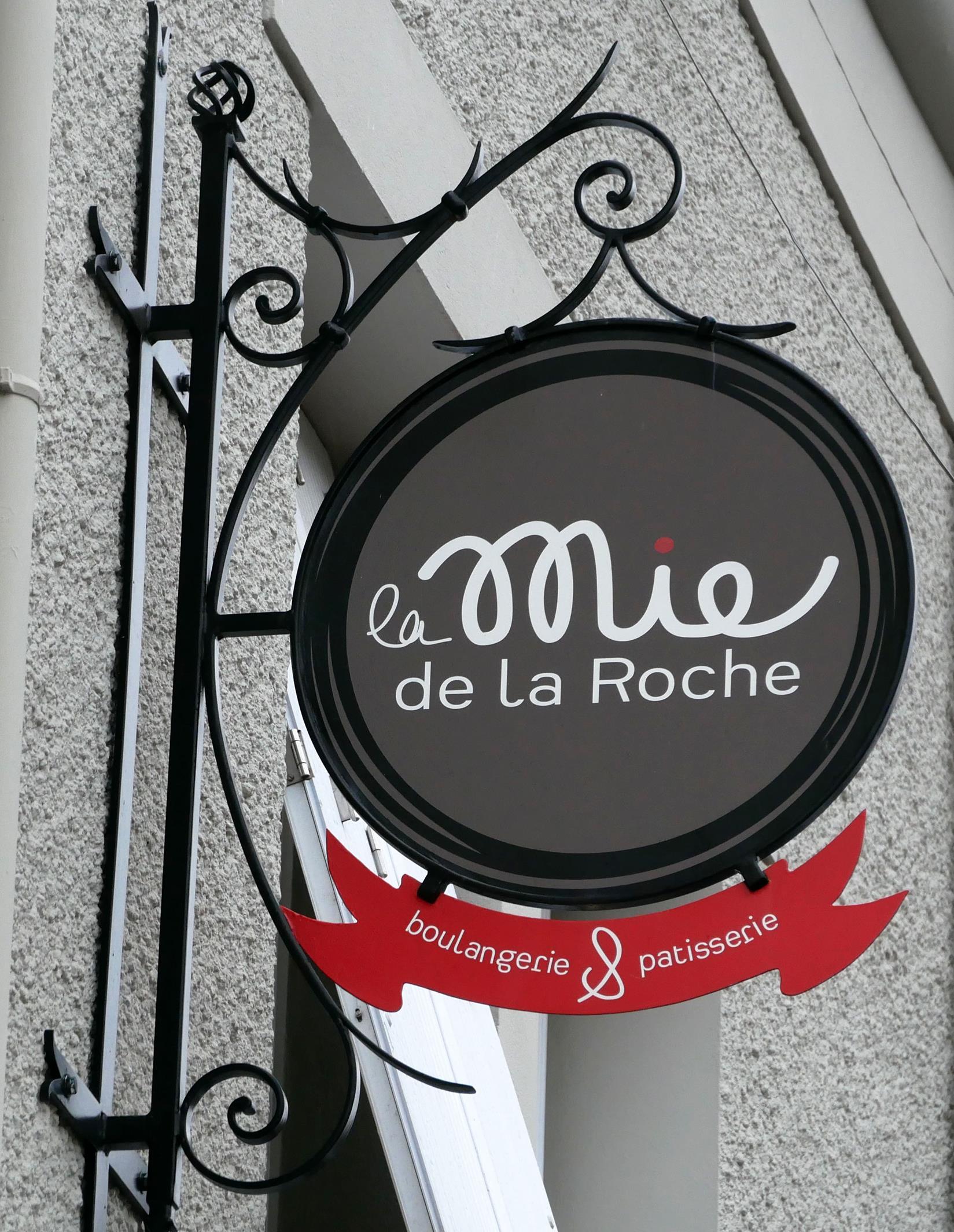 Boulangerie paâtisserie La Mie de La Roche