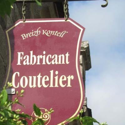 Breizh Kontell (fabricant coutelier) - Locronan