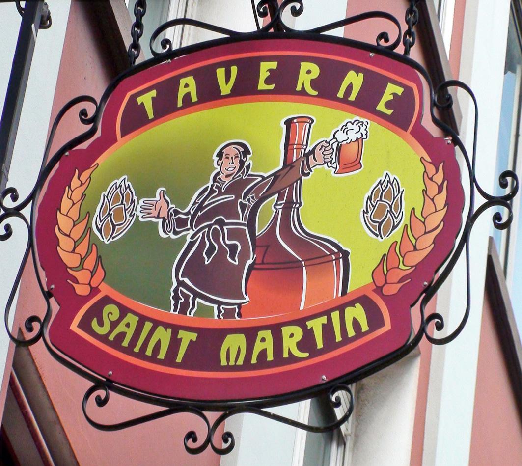 Brest - Taverne Saint Martin