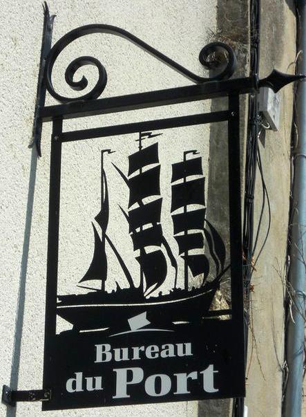 Bureau du port - La Roche Bernard