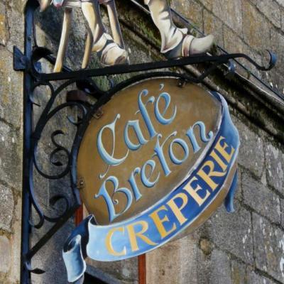 Café Breton (Crêperie) - Rochefort en Terre