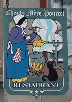 Chez la mère Pourcel (restaurant) - Dinan