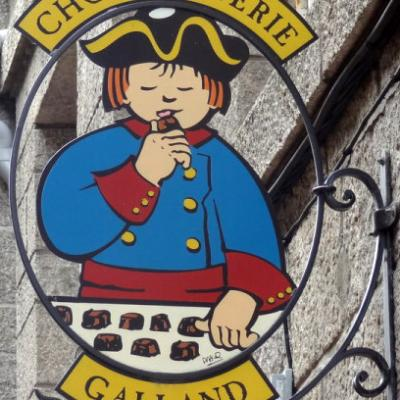 Chocolaterie Galland - Saint Malo
