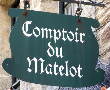 Comptoir du matelot (vêtements) - Concarneau