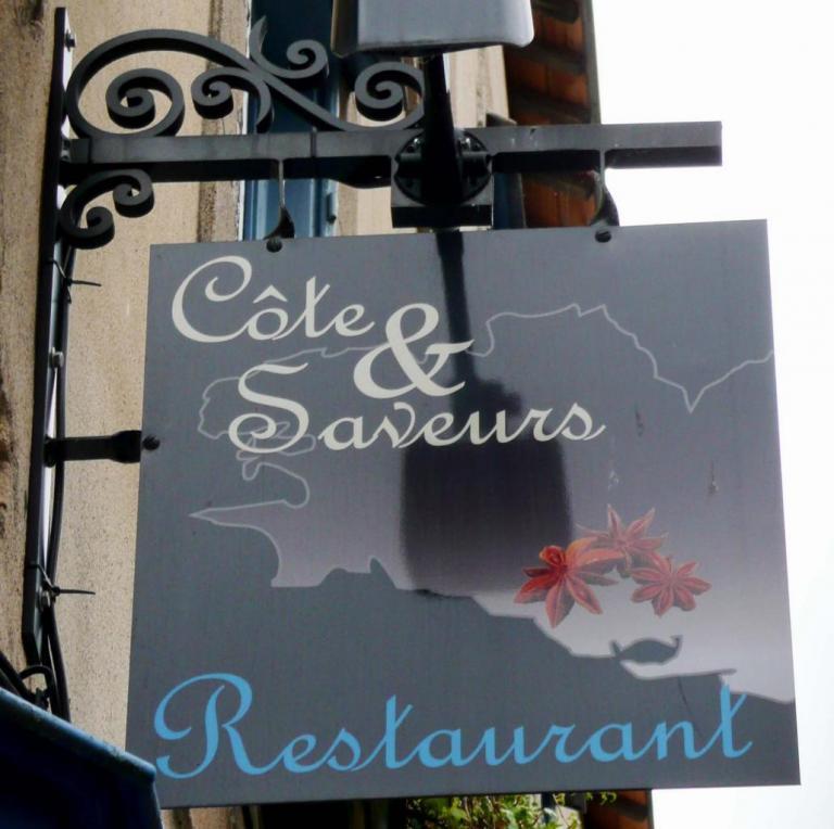 Côte et Saveurs (Restaurant) - Vannes