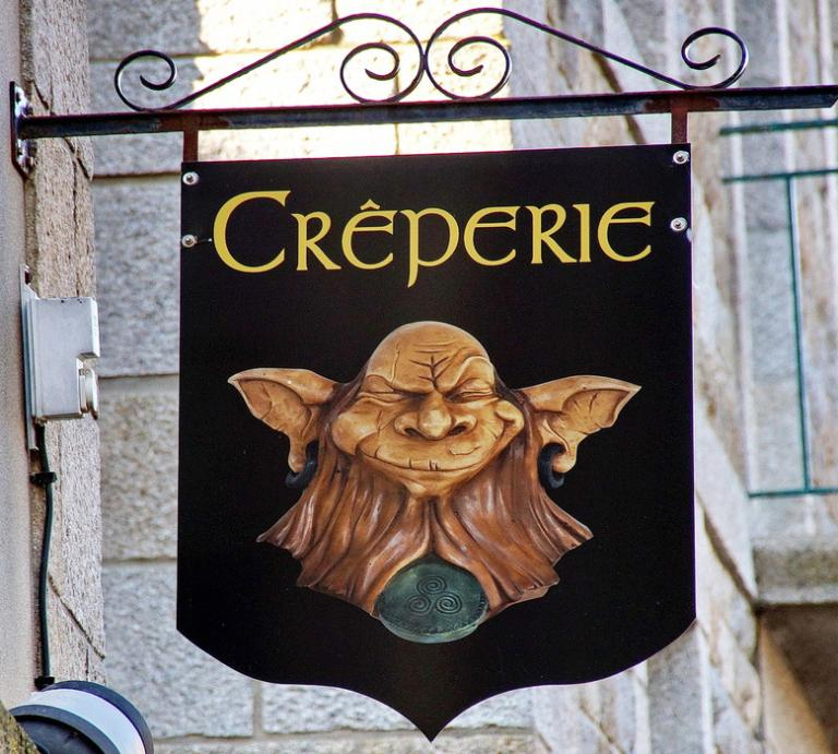 Crêperie 5 - Saint Malo