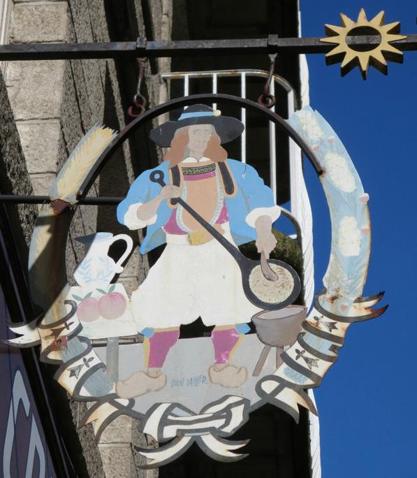 Crêperie 6 - Saint Malo