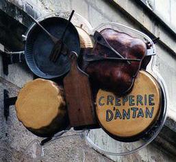 Crêperie d'antan - Nantes