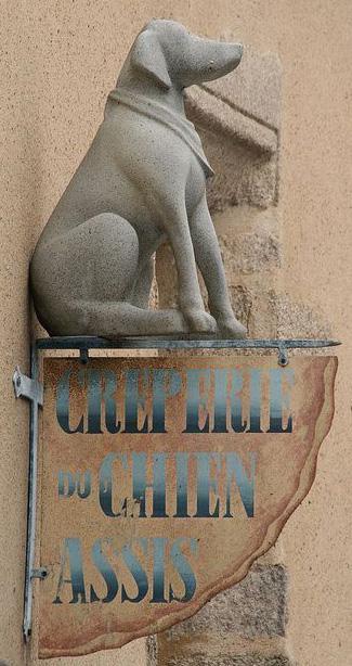 Crêperie du chien assis - Guérande