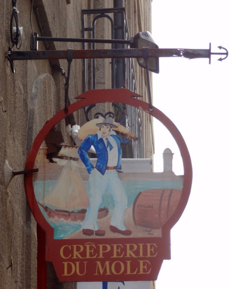 Crêperie du mole - Saint Malo