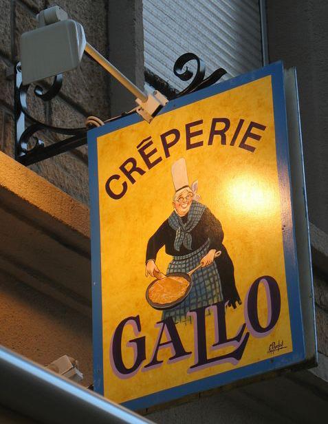 Crêperie Gallo - Saint Malo
