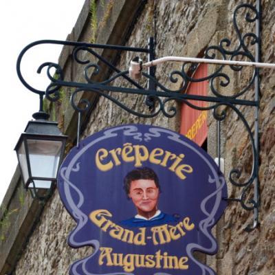 Crêperie grand-mère Augustine - Saint Malo